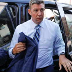 California Rep. Duncan Hunter and Wife Indicted