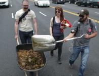 San Francisco's 'Poop Patrol' cleaning up at the bank