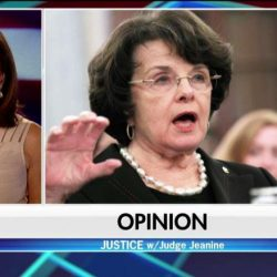 Pirro: To Demon Rats Like Feinstein, are you Stupid?