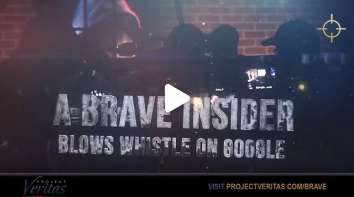Project Veritas Google